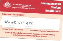 how to get a commonwealth seniors health card